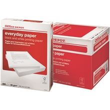 Papír Office Depot Everyday A4, 80g, 500 listů