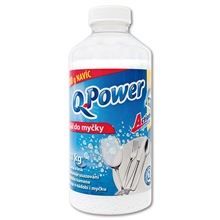 Sůl do myček Q power 1,1 kg